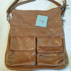 Hobo International tan leather bag